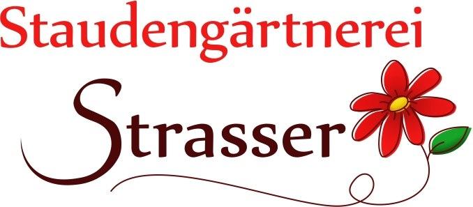 Logo Staudengärtnerei Strasser